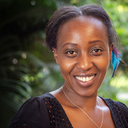 Vickie Wambura, About, Co Founder, Director of Development